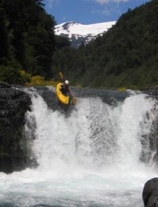 Eva Falls turbio