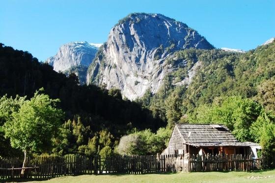 Beautiful Cochamo valley