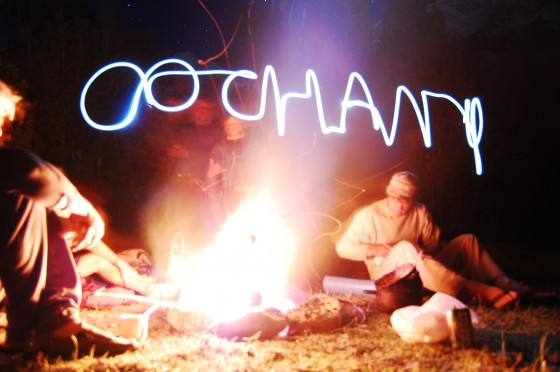 Cochamo Campfire entertainment