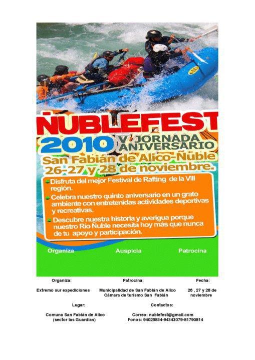 nuble festival 2010